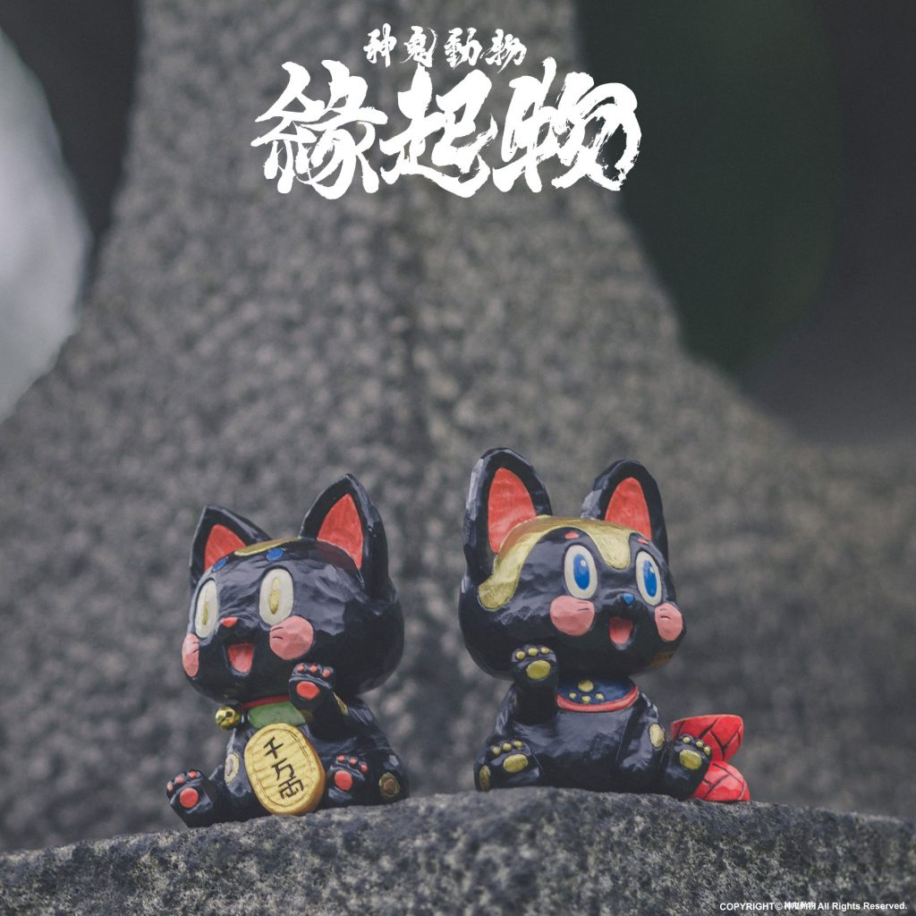 Online Shop Trend Now Fortune-Cat-Black-Gold-Edition-Fortune-Series-by-G.G.-Animal-x-Soyamax-x-Partner-Toy-The-TOy-Chronicle-2021-rnrnr-1024x1024 The Toy Chronicle   Fortune Cat Black Gold Edition Fortune Series by G.G. Animal x Soyamax x Partner Toy