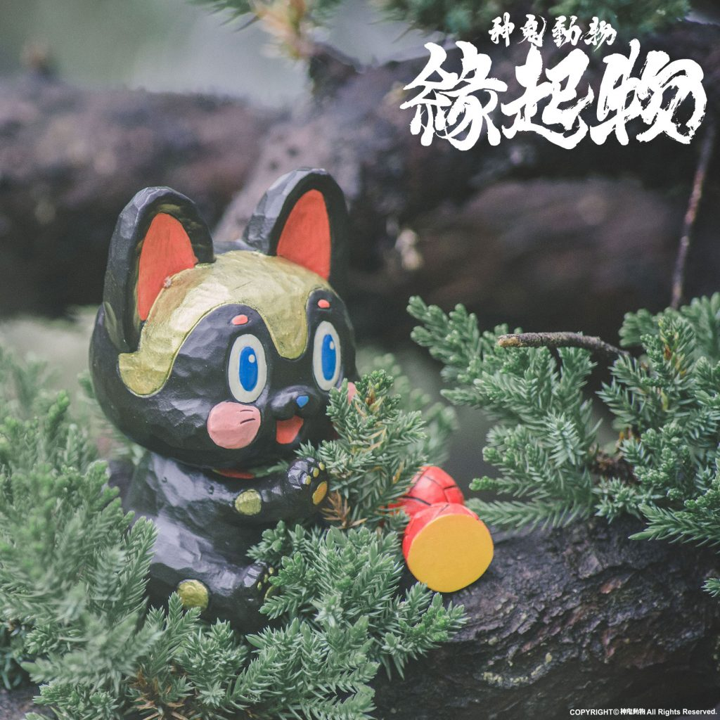 Online Shop Trend Now Fortune-Cat-Black-Gold-Edition-Fortune-Series-by-G.G.-Animal-x-Soyamax-x-Partner-Toy-The-TOy-Chronicle-2021-rrkrk-1024x1024 The Toy Chronicle   Fortune Cat Black Gold Edition Fortune Series by G.G. Animal x Soyamax x Partner Toy