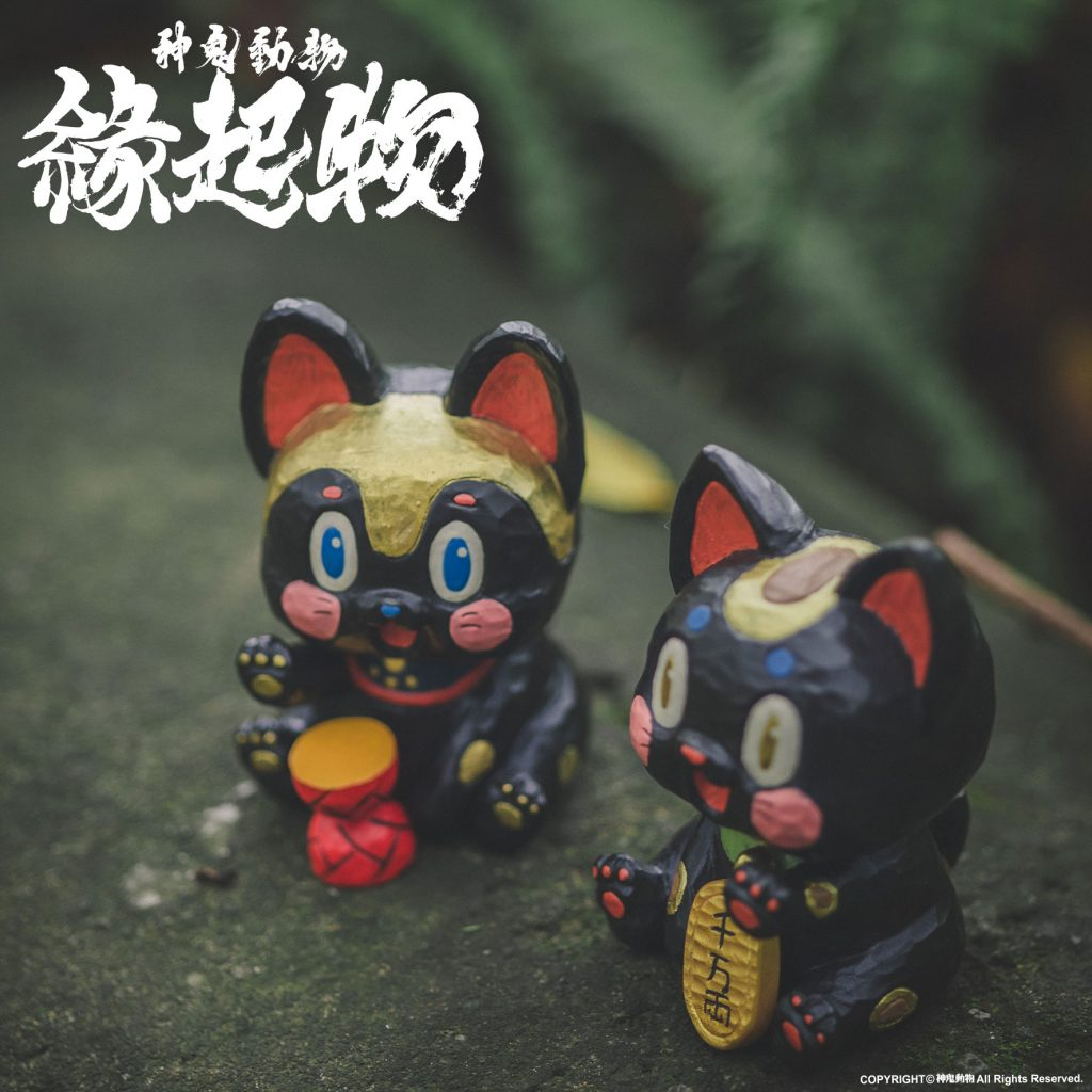 Online Shop Trend Now Fortune-Cat-Black-Gold-Edition-Fortune-Series-by-G.G.-Animal-x-Soyamax-x-Partner-Toy-The-TOy-Chronicle-2021-rrrr-1024x1024 The Toy Chronicle   Fortune Cat Black Gold Edition Fortune Series by G.G. Animal x Soyamax x Partner Toy