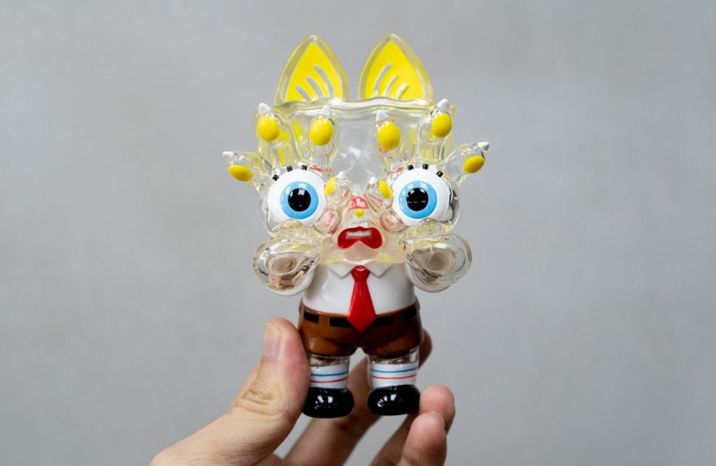 Online Shop Trend Now GRAPE-BRAIN-x-Unbox-Industries-Spongebob-Square-Pants-DCON-SPECIAL-Worldwide-Release-The-Toy-Chronicle-2021--1024x666 The Toy Chronicle | GRAPE BRAIN x Unbox Industries SPONGEBOB HELL'S CAT x PATRICK AXOLOTL DCON SPECIAL Worldwide Release
