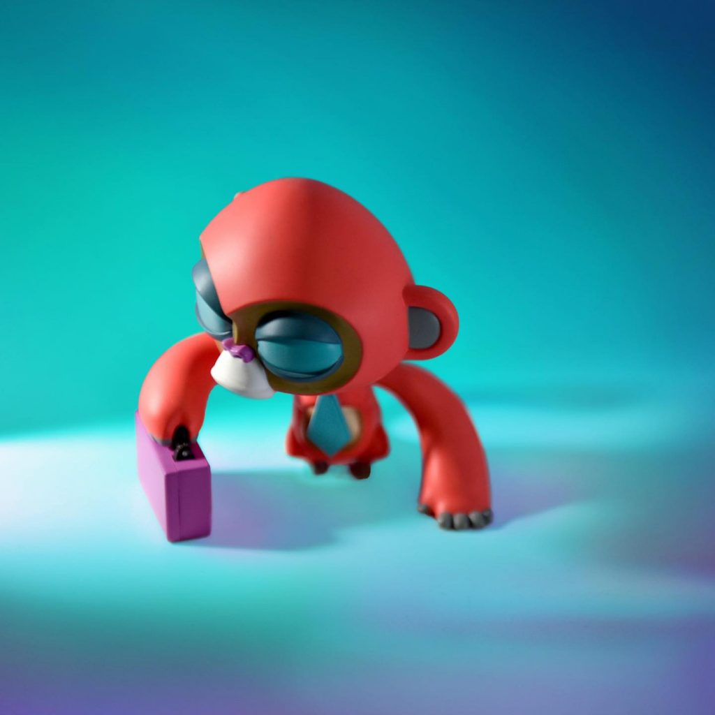 Online Shop Trend Now Little-Bandit-No-Regret-x-Imposter-by-JPX-x-COARSE-The-Toy-Chronicle-2021-monkey-mr-1024x1024 The Toy Chronicle   Little Bandit No Regret x Imposter by JPX x COARSE