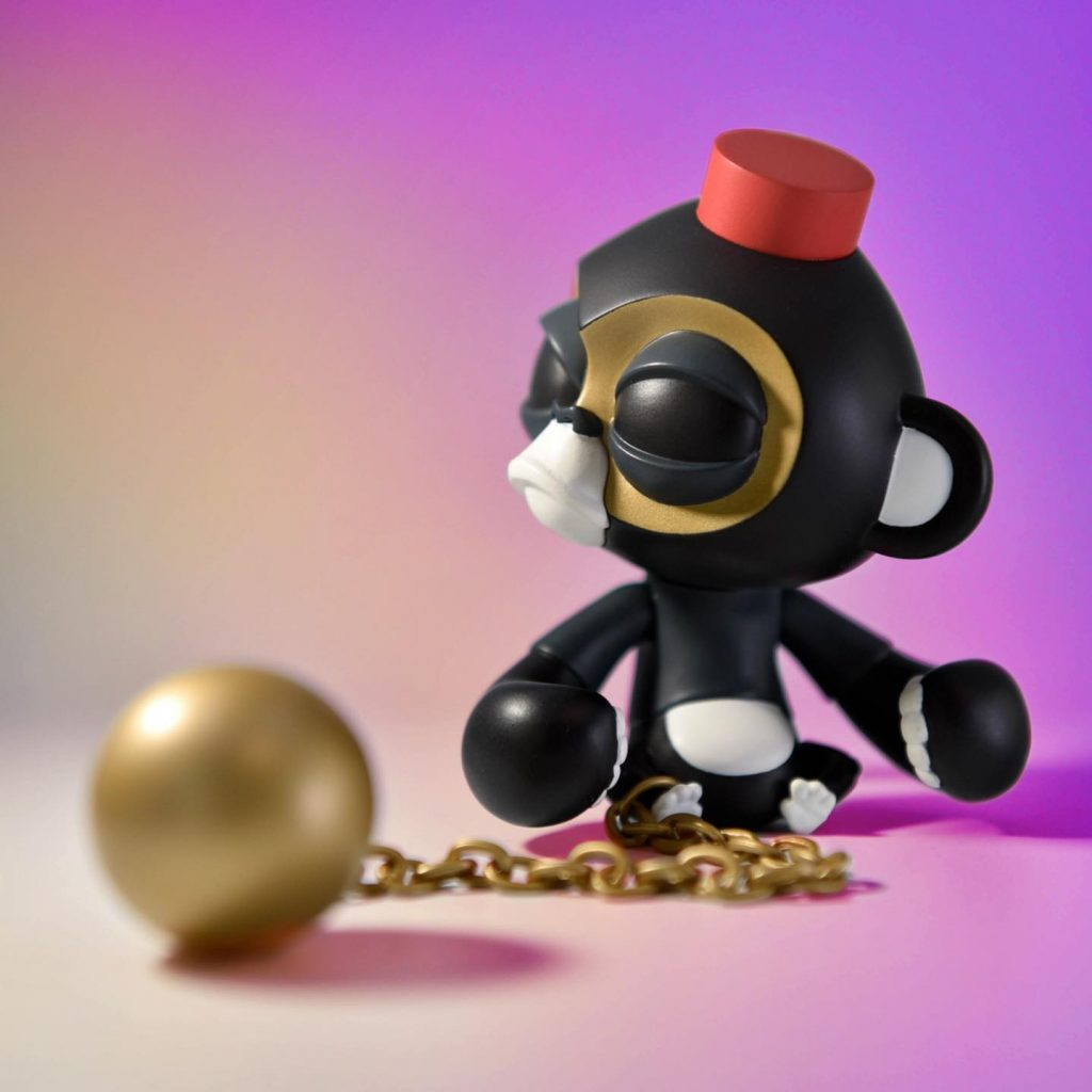 Online Shop Trend Now Little-Bandit-No-Regret-x-Imposter-by-JPX-x-COARSE-The-Toy-Chronicle-2021-monkey-r-1-1024x1024 The Toy Chronicle   Little Bandit No Regret x Imposter by JPX x COARSE