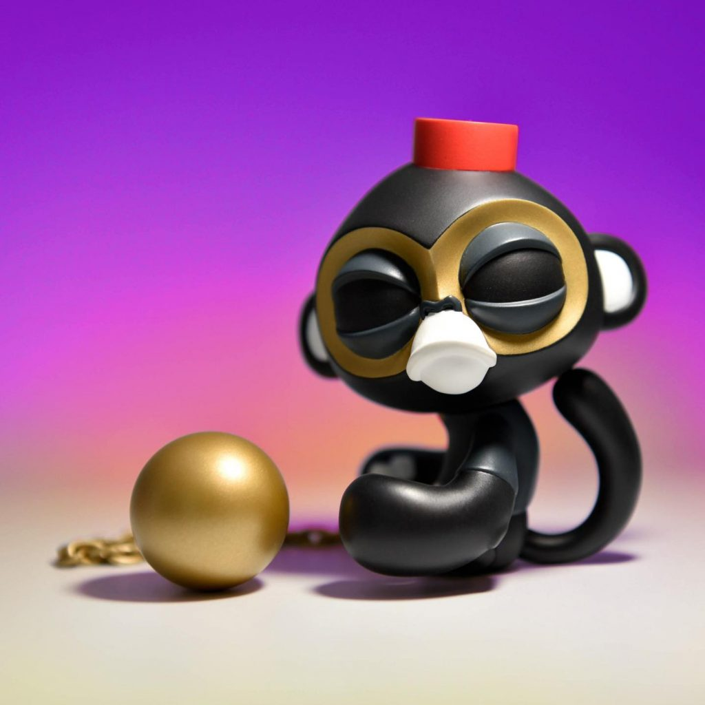 Online Shop Trend Now Little-Bandit-No-Regret-x-Imposter-by-JPX-x-COARSE-The-Toy-Chronicle-2021-monkey-r-1024x1024 The Toy Chronicle   Little Bandit No Regret x Imposter by JPX x COARSE