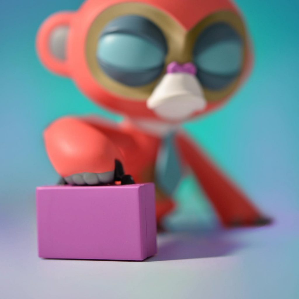 Online Shop Trend Now Little-Bandit-No-Regret-x-Imposter-by-JPX-x-COARSE-The-Toy-Chronicle-2021-monkey-r1r111-1024x1024 The Toy Chronicle   Little Bandit No Regret x Imposter by JPX x COARSE