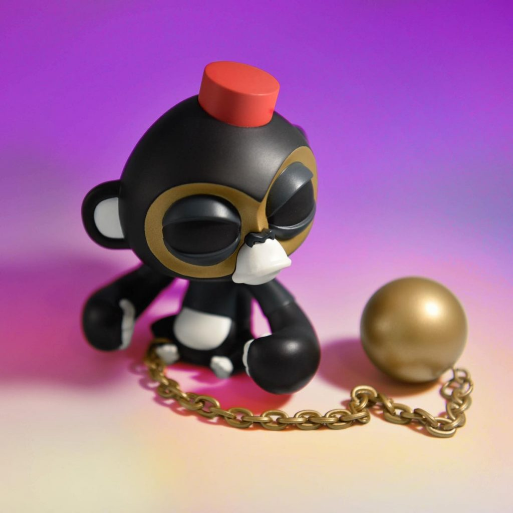 Online Shop Trend Now Little-Bandit-No-Regret-x-Imposter-by-JPX-x-COARSE-The-Toy-Chronicle-2021-monkey-rrqrr-1024x1024 The Toy Chronicle   Little Bandit No Regret x Imposter by JPX x COARSE