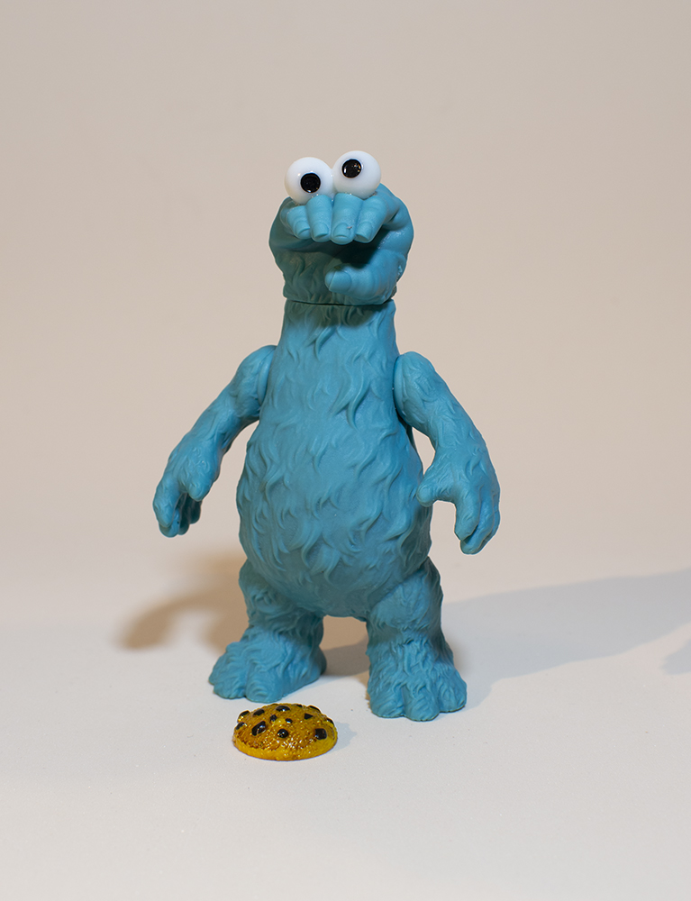 Online Shop Trend Now SICKEMIL-Emilio-Subirás-Grabby-Monster-The-Toy-Chronicle-cookie-monster-Grabby-monster-turquoise-2-X The Toy Chronicle   SICKEMIL Emilio Subirá's Grabby Monster