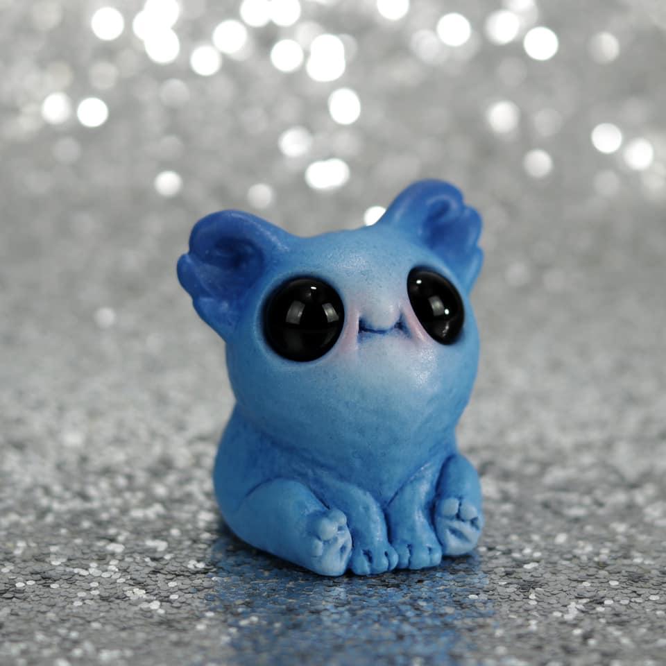 Online Shop Trend Now Sapphire-Smidgen-by-Chris-Rynaik-The-Toy-Chronicle-2021- The Toy Chronicle | Sapphire Smidgen by Chris Rynaik