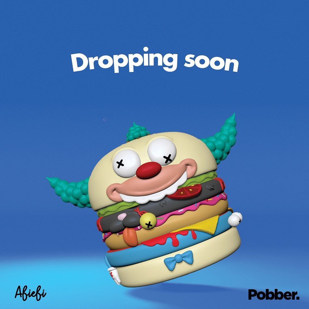 Online Shop Trend Now Springfields-Finest-Burger-Series-by-Abiebi-x-POBBER-The-Toy-Chronicle-the-simpsons-krusty- The Toy Chronicle | Springfield's Finest Burger Series by Abiebi x POBBER