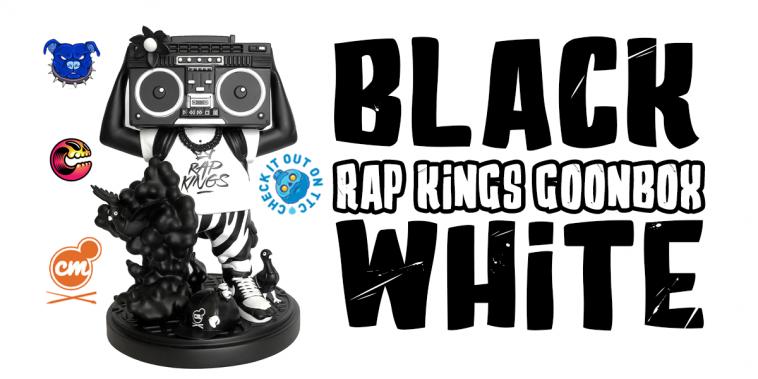 black-white-rap-kings-goonbox-tenacious-toys-chris-b-murray-clutter-featured
