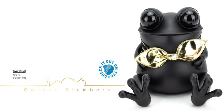 golden-slumbers-twelvedot-exhibition-cluttergallery-featured